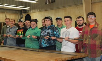 Jasper Engines & Transmissions Waupaca Foundry in Tell City and Perry Central Junior-Senior High School join forces to offer Work-based Learning - Southwest Indiana Chamber