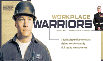Workplace warriors