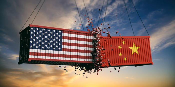 China Trade Conflict Brewing for 20 Yrs