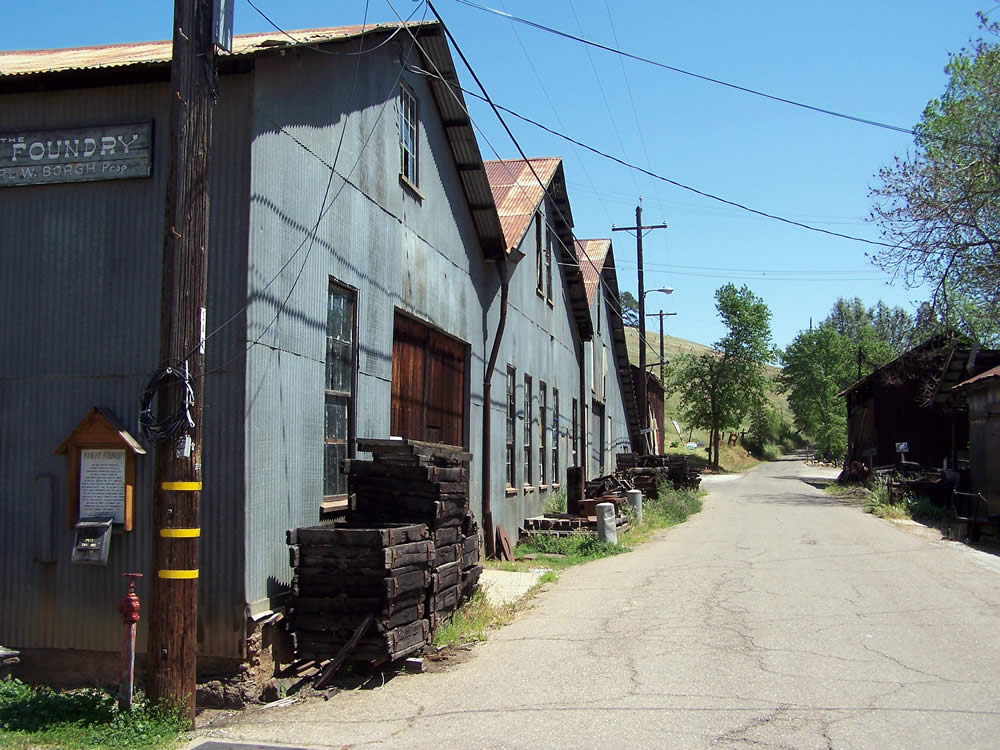 Efforts to Preserve Historic Knight Foundry Get a Boost